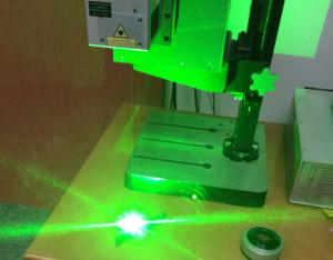 marcatura laser Telesis